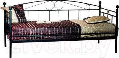 Односпальная кровать Signal Ankara (черный)