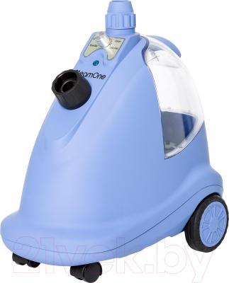 Отпариватель SteamOne H8S (синий) - общий вид