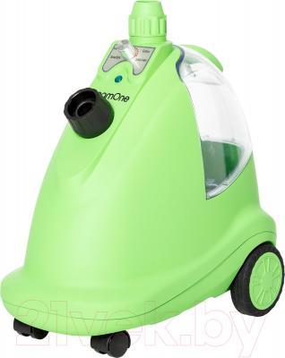 Отпариватель SteamOne H8S (зеленый) - общий вид