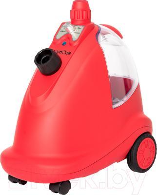 Отпариватель SteamOne H8S (красный) - общий вид