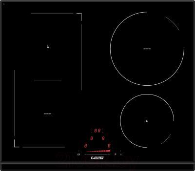 Индукционная варочная панель Exiteq EXH-105IB - общий вид