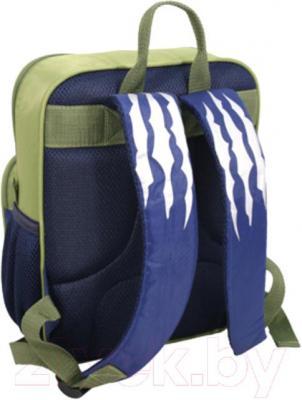 Школьный рюкзак Paso 16-310 - вид сзади
