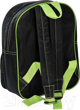 Школьный рюкзак Paso SDF-305 - вид сзади