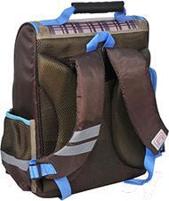 Школьный рюкзак Paso 15-525KN - вид сзади