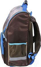 Школьный рюкзак Paso 15-525KN - вид сбоку