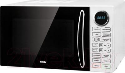 Микроволновая печь BBK 23MWG-930S/BW - общий вид