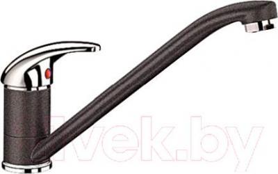 Смеситель Blanco Klea Progranit 519519 (коричневый) - общий вид