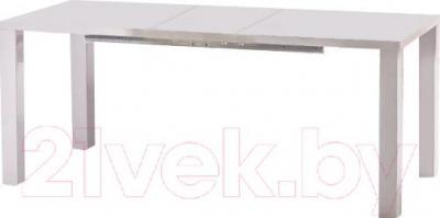 Обеденный стол Signal Montego II 80x140 (белый)