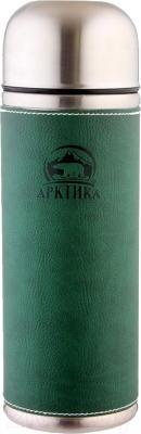 Термос для напитков Арктика 108-1000 (зеленый) - общий вид