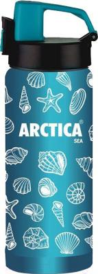 Термос для напитков Арктика 702-400 Sea - общий вид