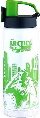 Термос для напитков Арктика 702-500 - общий вид