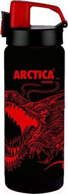Термос для напитков Арктика 702-500RD - общий вид