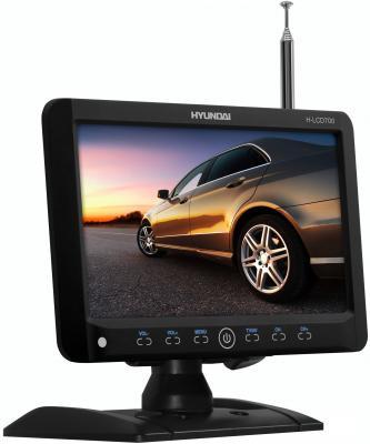 Автомобильный телевизор Hyundai H-LCD700 - общий вид