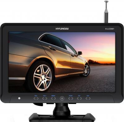 Автомобильный телевизор Hyundai H-LCD901 - вид спереди