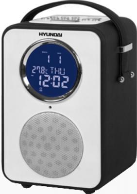 Радиоприемник Hyundai H-1624 - вид сбоку