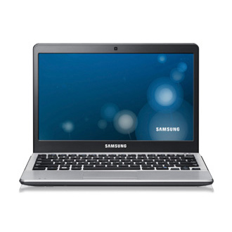 Ноутбук Samsung 300U1A (NP-300U1A-A06RU) - спереди