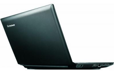 Ноутбук Lenovo B570 (59313486) - Вид сбоку