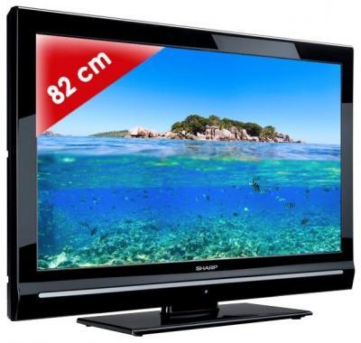 Телевизор Sharp LC-32SH130EV - общий вид