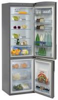 Холодильник с морозильником Whirlpool WBC 4046 A+NFCX - внутренний вид