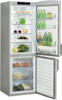 Холодильник с морозильником Whirlpool WBE 3322 A+NFX - Общий вид