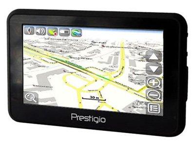 GPS навигатор Prestigio GeoVision 5151 - общий вид