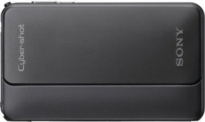 Компактный фотоаппарат Sony Cyber-shot DSC-TX10 Black - Общий вид