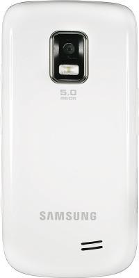 Мобильный телефон Samsung B7722 White - задняя панель