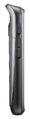 Мобильный телефон Samsung C3350 Gray (GT-C3350 AAASER) - вид сбоку