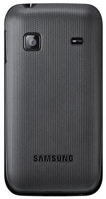 Мобильный телефон Samsung E2600 Black (GT-E2600 ZKASER) - вид сзади