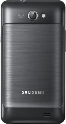 Смартфон Samsung I9103 Galaxy R Gray (GT-I9103 MAASER) - вид сзади