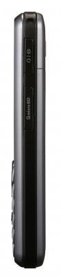 Мобильный телефон LG GX200 Black - вид сбоку
