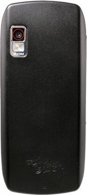 Мобильный телефон LG GX300 Black - вид сзади