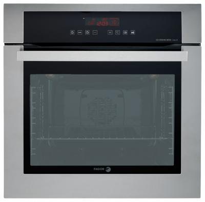 Электрический духовой шкаф Fagor 6H-800 ATCX - вид спереди