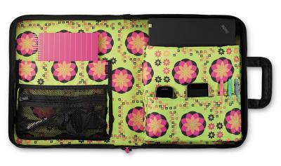 Сумка для ноутбука Dakine Laptop Portfolio Houndstooth - общий вид
