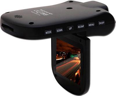 Автомобильный видеорегистратор Prestigio Roadrunner HD1 - общий вид
