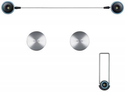 Кронштейн для телевизора Samsung WMN 1000 CXXC - общий вид