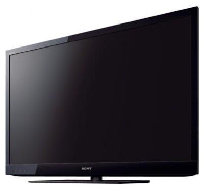 Телевизор Sony KDL-42EX410 - вид сбоку