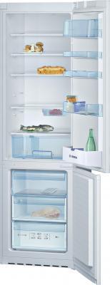 Холодильник с морозильником Bosch KGS39Y37 - вид спереди