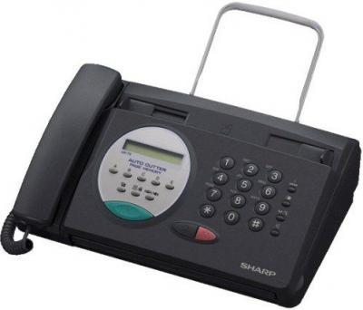 Факс Sharp UX-73 - общий вид