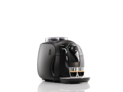 Кофемашина Philips HD 8743/19 - вид сбоку