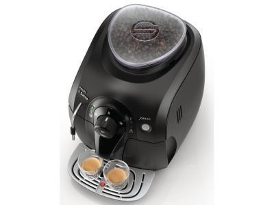 Кофемашина Philips HD 8743/19 - вид сверху
