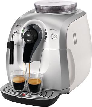 Кофемашина Philips HD 8745/09 - общий вид