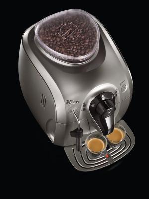 Кофемашина Philips HD8747/09 - вид сверху