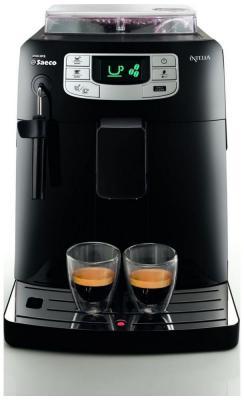 Кофемашина Philips Intelia Focus HD 8751/19 - вид спереди
