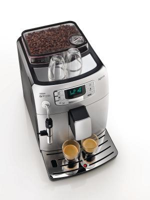 Кофемашина Philips HD 8752/49 - вид сверху