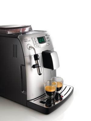 Кофемашина Philips HD 8752/49 - вид сбоку
