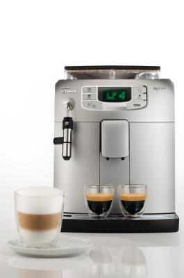 Кофемашина Philips HD 8752/49 - вид спереди