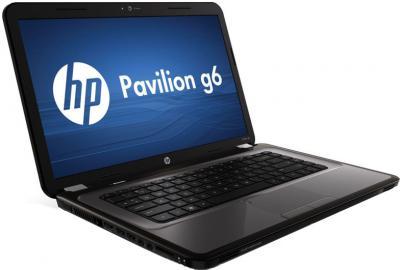 Ноутбук HP Pavilion g6-1251er (A1Q26EA) - общий вид