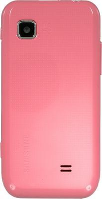 Смартфон Samsung S5250 Wave 525 Pink (GT-S5250 TIASER) - вид сзади