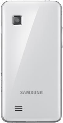 Мобильный телефон Samsung S5260 Star II White (GT-S5260 RWASER) - вид сзади